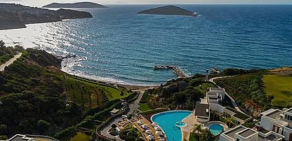 Sirene Luxury Hotel Bodrum Genel Görünüm