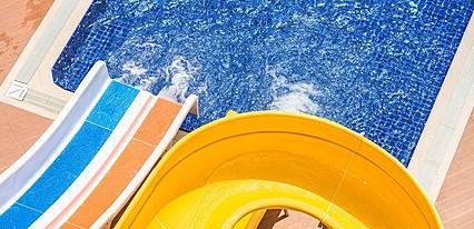 Sirius Deluxe Hotel Havuz / Deniz