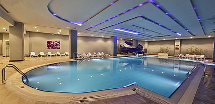 Sivas Termal Hotel & Spa Havuz / Deniz