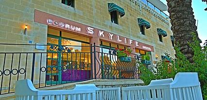 Skylife Hotel Genel Görünüm