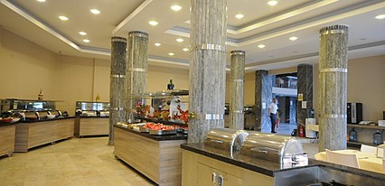 Sonnen Hotel Marmaris Yeme / İçme