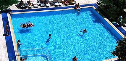 Sonnen Hotel Marmaris Havuz / Deniz