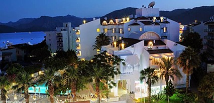 Sonnen Hotel Marmaris Genel Görünüm