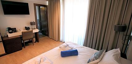 Spektr Hotel Bodrum Oda