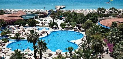 Starlight Resort Hotel Havuz / Deniz