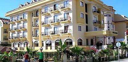 Stella Hotel Genel Görünüm