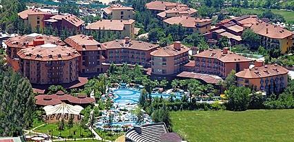 Stone Palace Resort Genel Görünüm