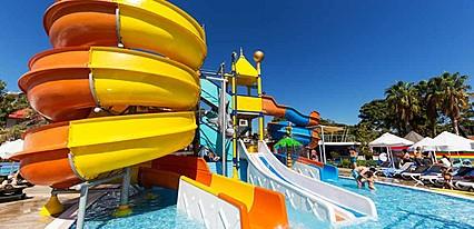 Sueno Hotels Beach Side Havuz / Deniz