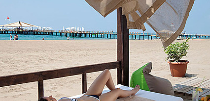 Sueno Hotels Golf Belek Havuz / Deniz