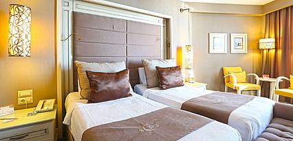 Suhan 360 Hotel Beach & Spa Oda