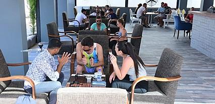 Sun Beach Resort Bodrum Yeme / İçme