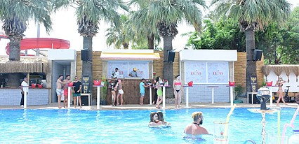Sun Beach Resort Bodrum Havuz / Deniz