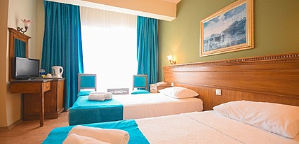 Sun Beach Resort Bodrum Oda