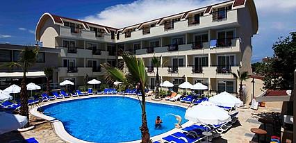 Sun City Apartments & Hotel Genel Görünüm