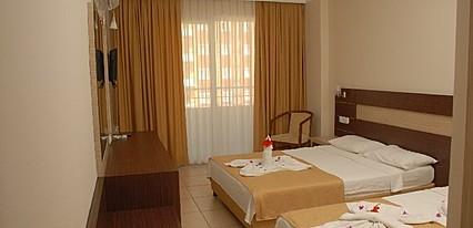 Sun Star Beach Hotel Oda