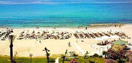 Sun Star Beach Hotel Yeme / İçme