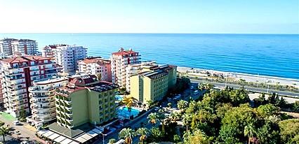 Sun Star Beach Hotel Genel Görünüm