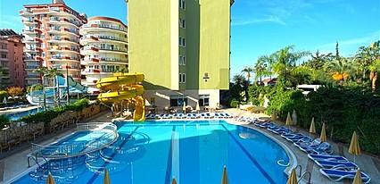 Sun Star Beach Hotel Havuz / Deniz
