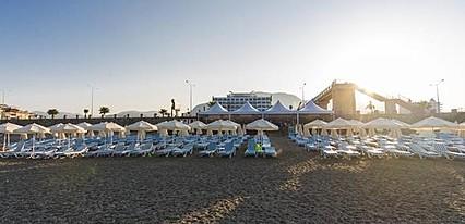 Sun Star Resort Hotel Havuz / Deniz
