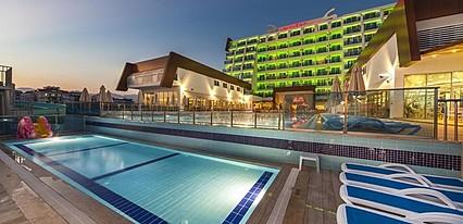 Sun Star Resort Hotel Genel Görünüm