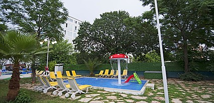 SunBay Park Hotel Havuz / Deniz