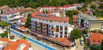 Suneo Mersoy Bellavista Resort & Spa Genel Görünüm
