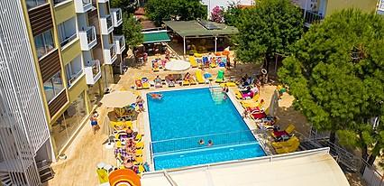 Suneo Mersoy Bellavista Resort & Spa Havuz / Deniz