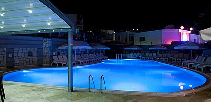 Sunhill Centro Hotel Gumbet Havuz / Deniz