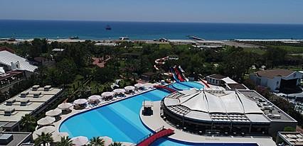 Sunis Elita Beach Resort & Spa Havuz / Deniz