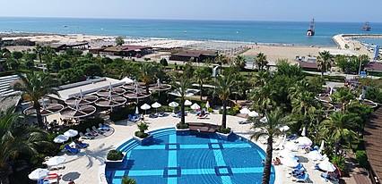 Sunis Evren Beach Resort Hotel & Spa Havuz / Deniz