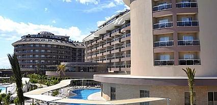 Sunmelia Beach Hotel Genel Görünüm