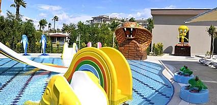 Sunmelia Beach Hotel Havuz / Deniz