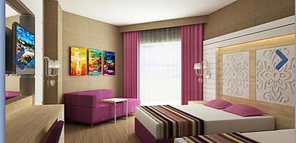 Sunmelia Beach Hotel Oda
