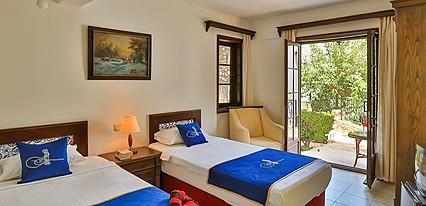 Sunny Garden Nilufer Hotel Oda