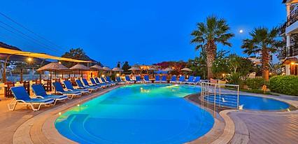 Sunny Garden Nilufer Hotel Havuz / Deniz