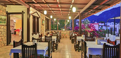 Sunny Garden Nilufer Hotel Yeme / İçme