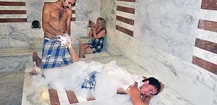 Sunny Hill Alya Hotel Havuz / Deniz