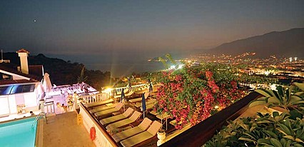 Sunny Hill Alya Hotel Genel Görünüm