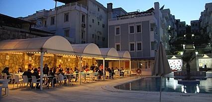 Sunpoint Suites Hotel Gumbet Yeme / İçme