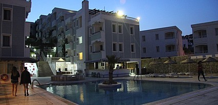 Sunpoint Suites Hotel Gumbet Genel Görünüm