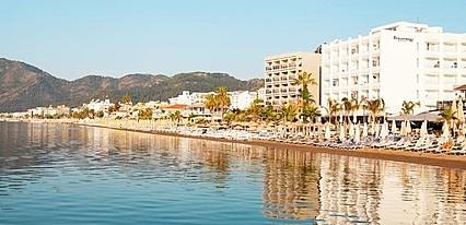 Sunprime Beachfront Otel Genel Görünüm
