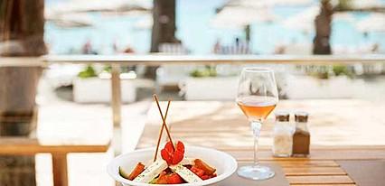 Sunprime Beachfront Otel Yeme / İçme
