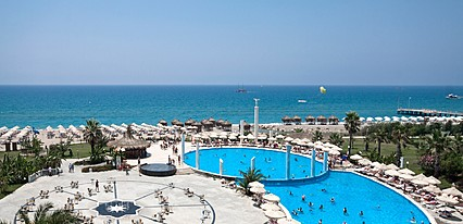 Sunrise Resort Hotel Havuz / Deniz