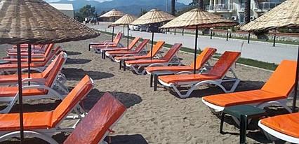 Sunset Beach Club Fethiye Havuz / Deniz