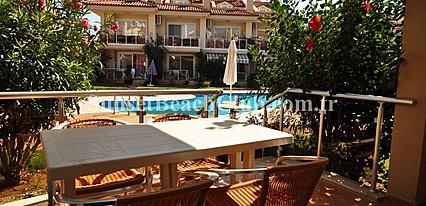 Sunset Beach Club Fethiye Oda