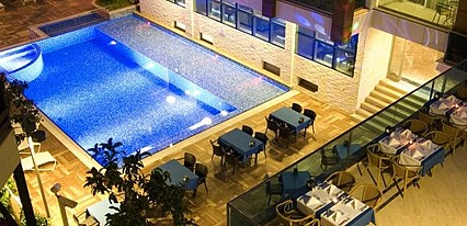 Supreme Marmaris Hotel Havuz / Deniz