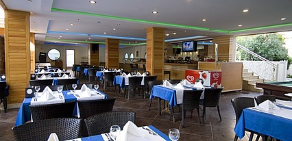 Supreme Marmaris Hotel Yeme / İçme