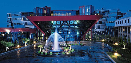 Susesi Luxury Resort Hotel Genel Görünüm
