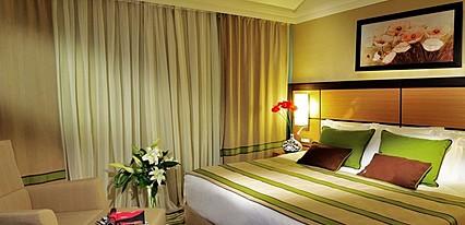 Susesi Luxury Resort Hotel Oda