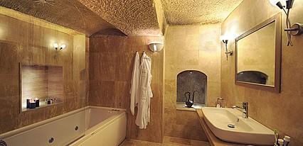 Tafoni Cave Suites Oda